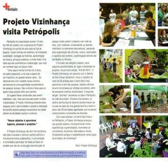 Jornal Mais Petrópolis Dezembro 2012