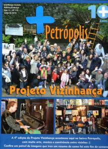 Jornal Mais Petrópolis Junho 2013