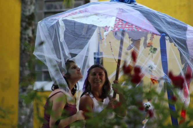 Intervenção urbana A.S.P.I.R.E. de Patrícia Ragazzon